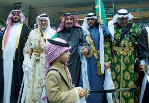 Saudi-Arabias-King-Salman-performs-the-Ardah-sword-dance1-300x209.jpg